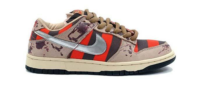 separation shoes 65528 1ca95 Sneak Geek IV  Freddy Krueger Nike SB Dunks – Gozamos