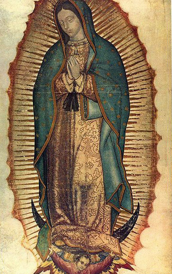 Virgin Mary Catholic The virgin of guadalupe is one