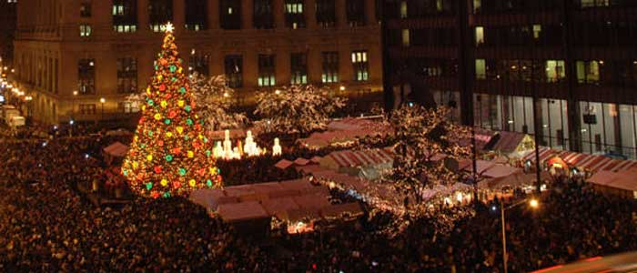 event navigation - Christmas Trees Chicago