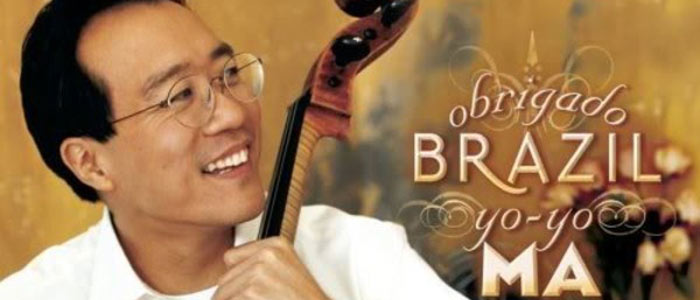 Yo-Yo Ma Obrigado Brazil Live In Concert