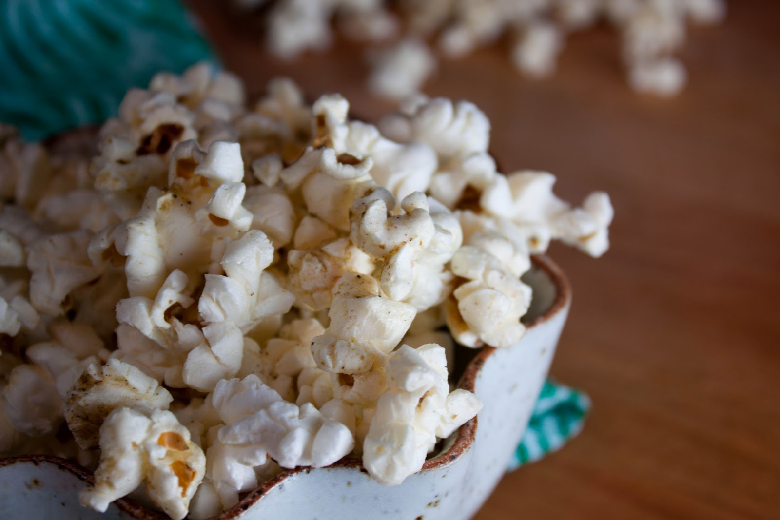 Indian-spiced-popcorn
