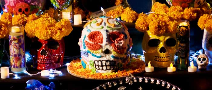 Have You Pinned Your Day Of The Dead Ofrenda Yet Gozamos