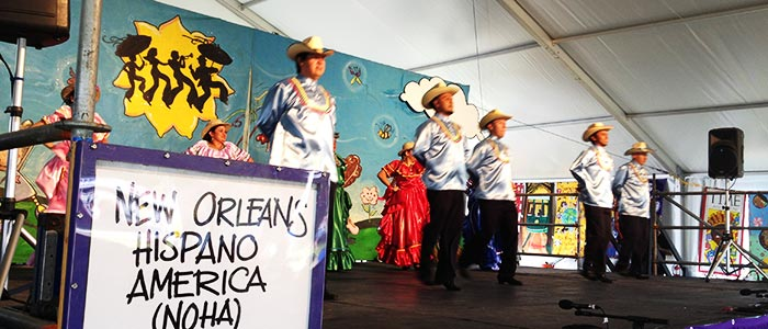 HISPANO-AMERICA-DANCE-GROUP
