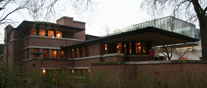 Robie House After hours at robie house