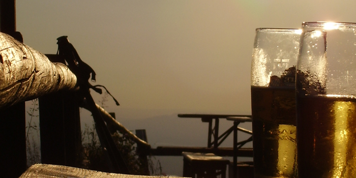 Beers-and-sun