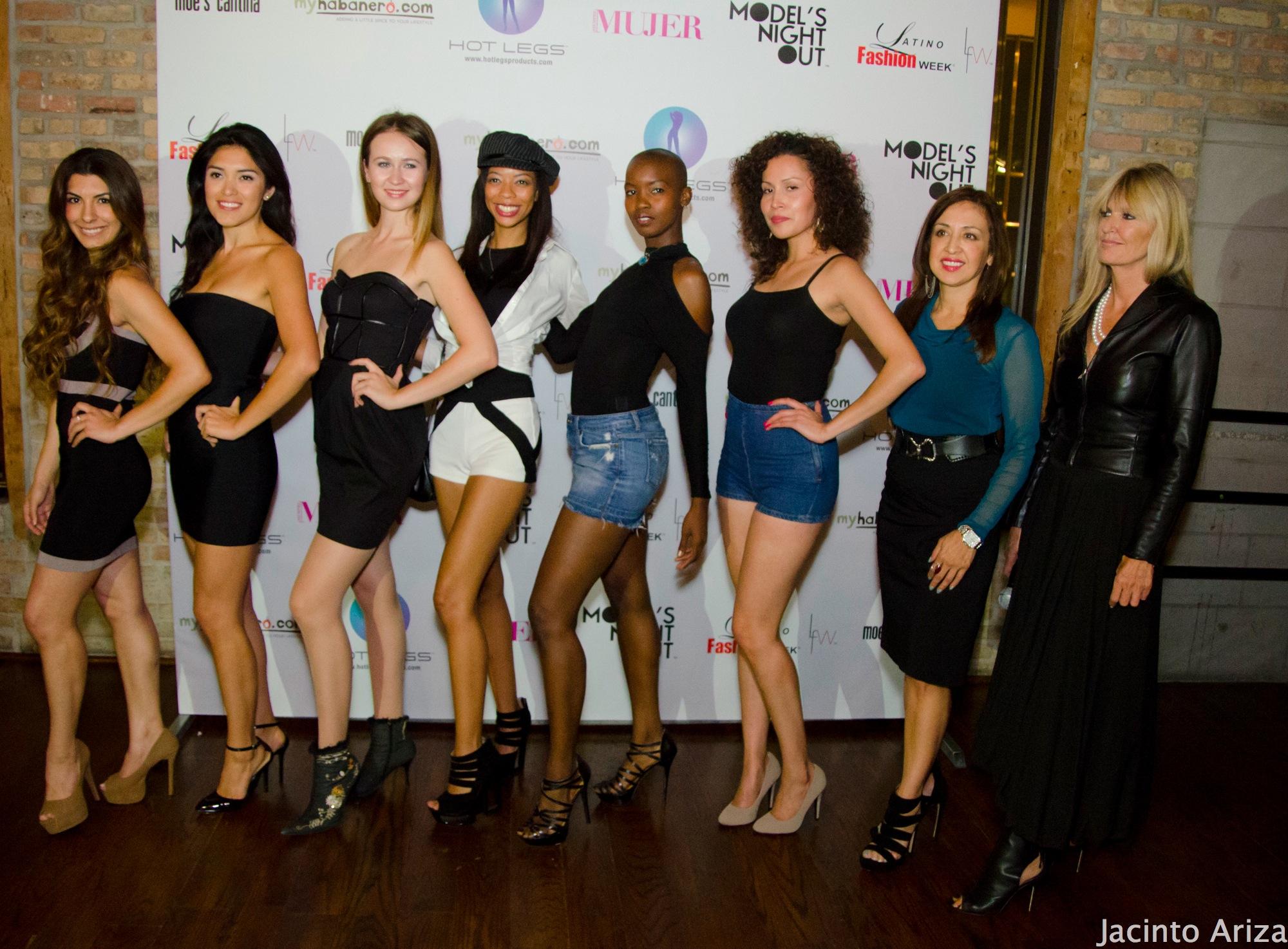 Latino fashion week in chicago 57