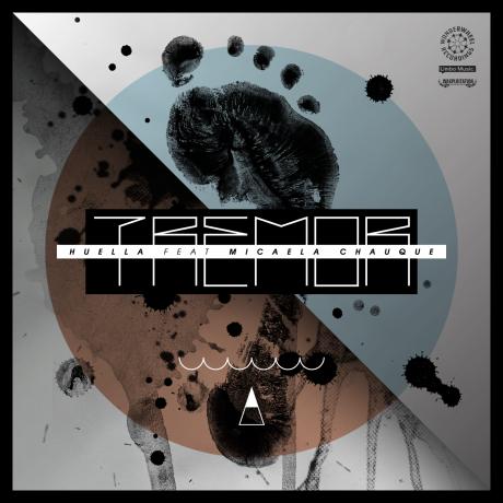 tremor album cover - proa