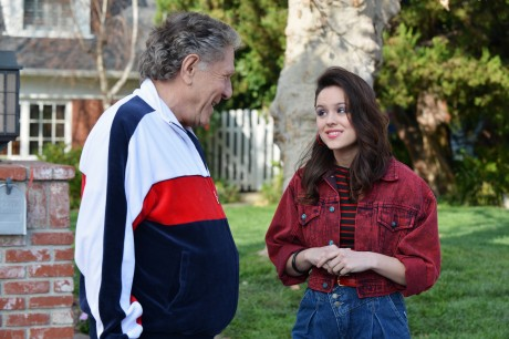 GEORGE SEGAL, HAYLEY ORRANTIA