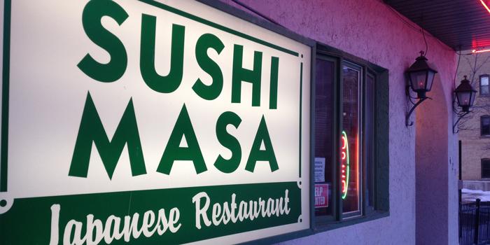 Sushi-Masa-Sign