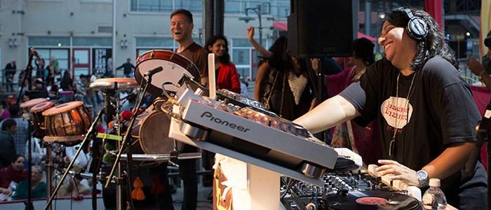 DJ-Rekha-World-Record-djing