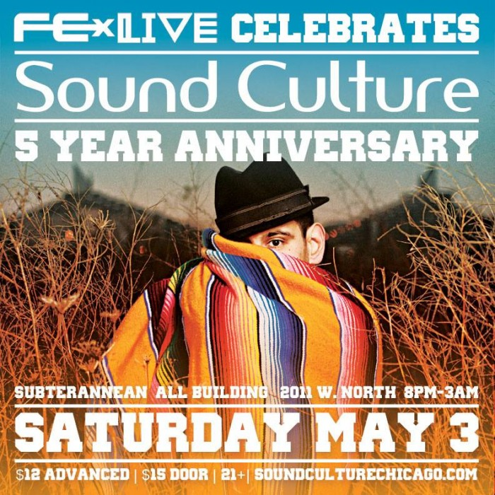 sound culture flyer