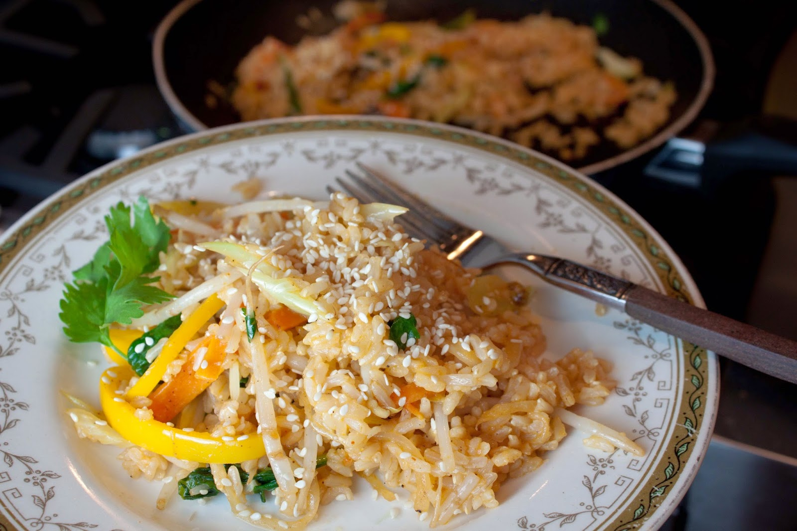 quick-healthy-fried-brown-rice 2