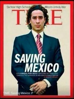 Memo Saving Mexico