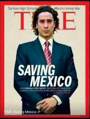 Memo Saving Mexico