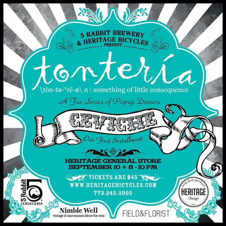 Tonteria-ceviche-dinner-pop-up