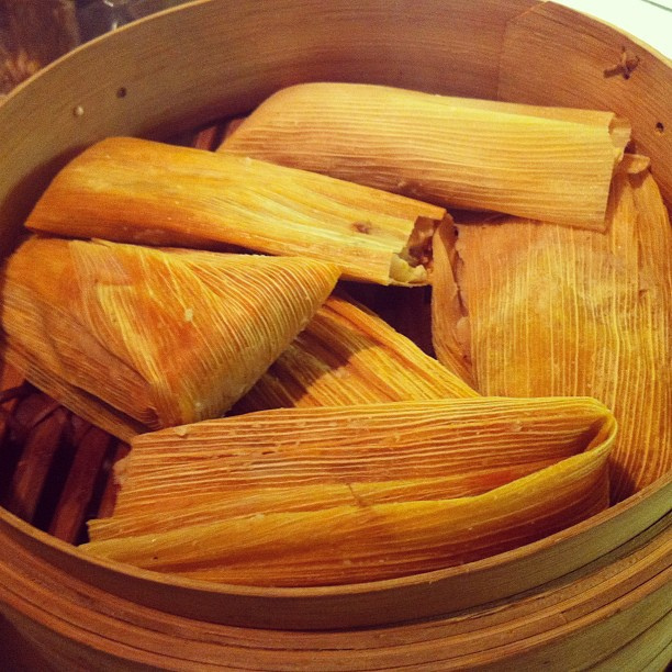All three videos show you the basics on making tamales, with one ...