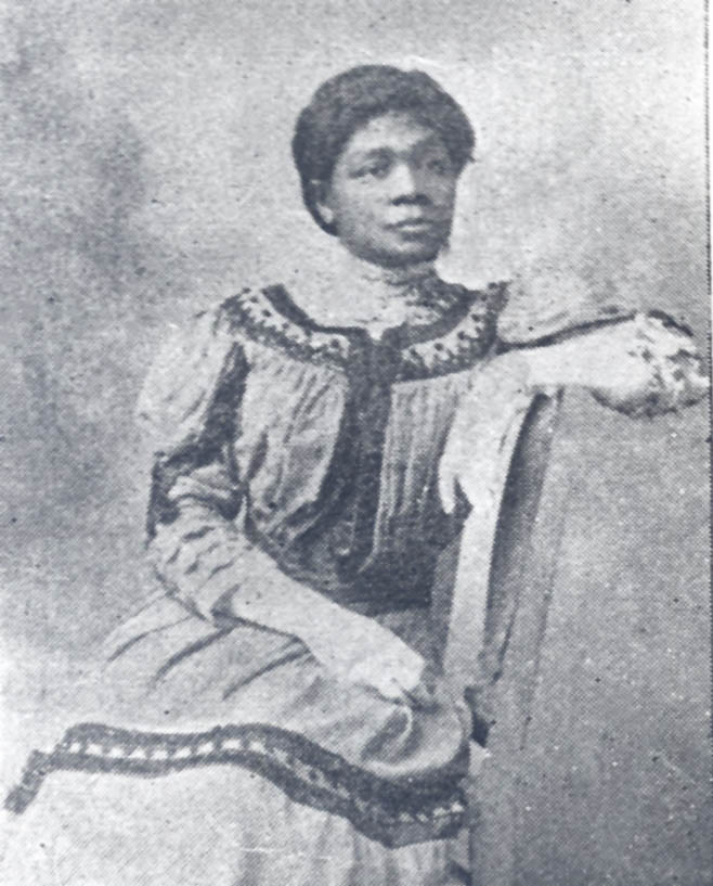 "Harriet ""Hattie"" Remond, a black suffragist who fought for women's voting rights in Oregon, won in 1912"