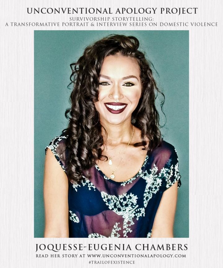 Joquesse-Eugenia Chambers - UAP Portrait