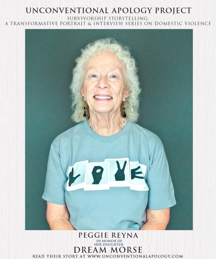 Peggie Reyna - UAP Portrait