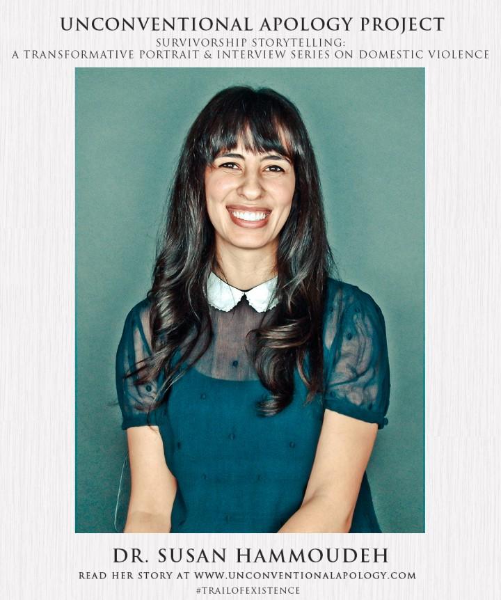 Susan Hammoudeh - UAP Portrait