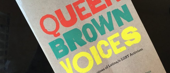 Queer Brown Voices 1