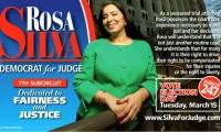 Rosa Silva cover