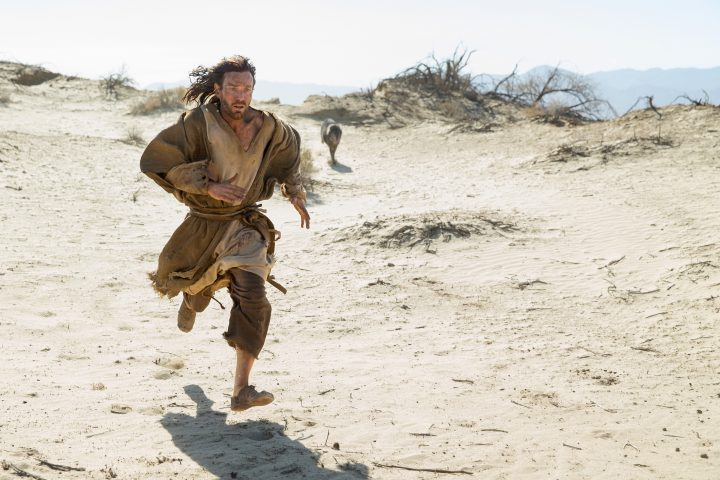 LDD_01460_CROP Ewan McGregor stars as 'Jesus' in the imagined chapter of Jesus' forty days of fasting and praying, LAST DAYS IN THE DESERT, a Broad Green Pictures release. Credit: François Duhamel / Broad Green Pictures