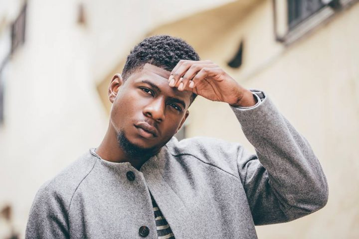 Mick Jenkins - via Facebook