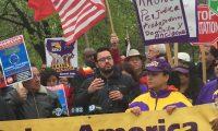 Omar Aquino march