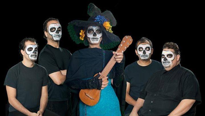 The Northwest Suburban Community Concert Association Presents Concert For The Day Of The Dead Dia De Los Muertos With Sones De Mexico Ensemble And Guest