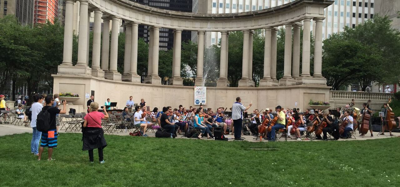 Make music chicago celebrates 7th year of free day long citywide make music chicago celebrates 7th year of free day long citywide music event gozamos solutioingenieria Images